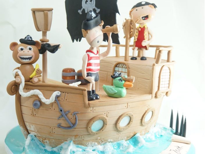 Ahoy! Pirate Ship