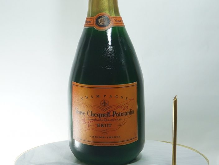 Novelty Veuve Clicquot Champagne Bottle