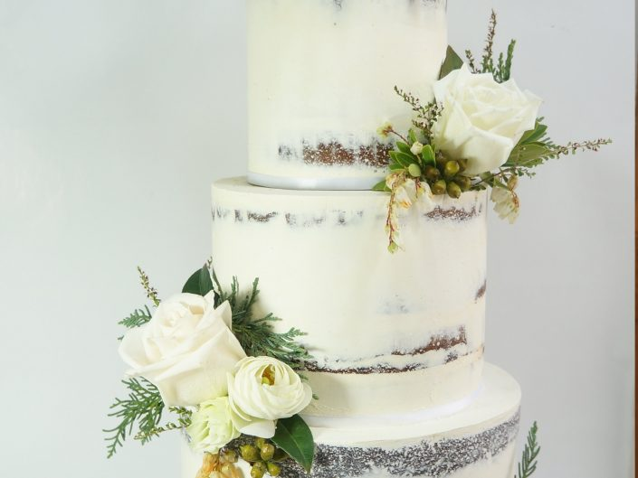 The Lanika Wedding Cake