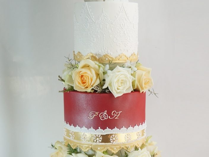 The Amrita Wedding Cake
