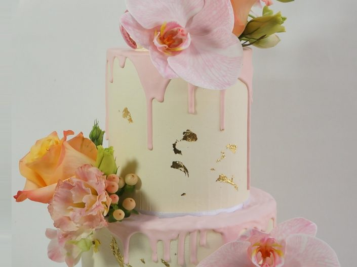 The Siobhan Wedding Cake