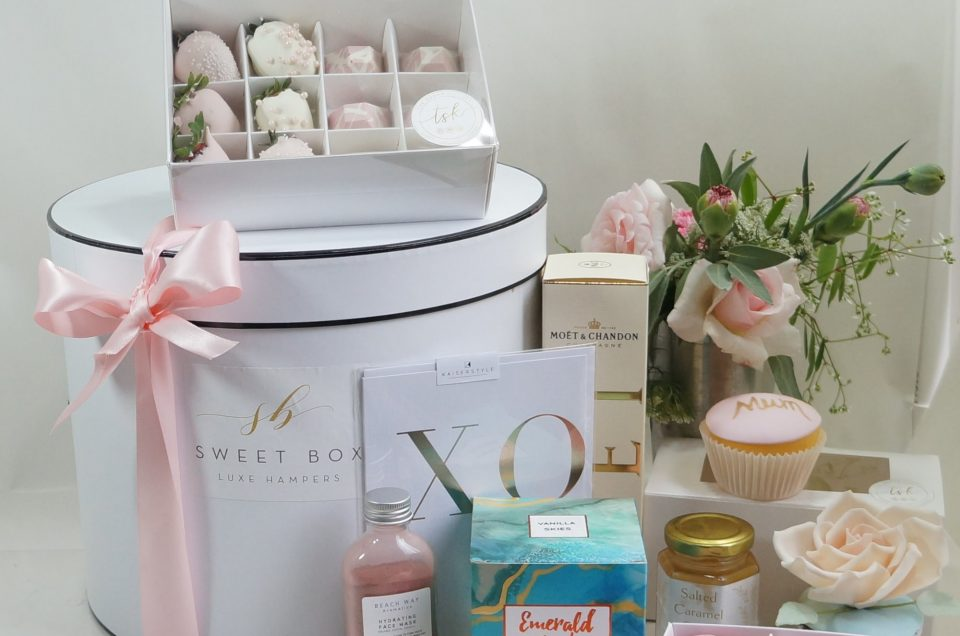 Sweet Box Luxe Hampers for Mother's Day 2018