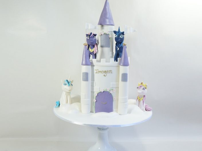 My Little Pony Cloud Castle