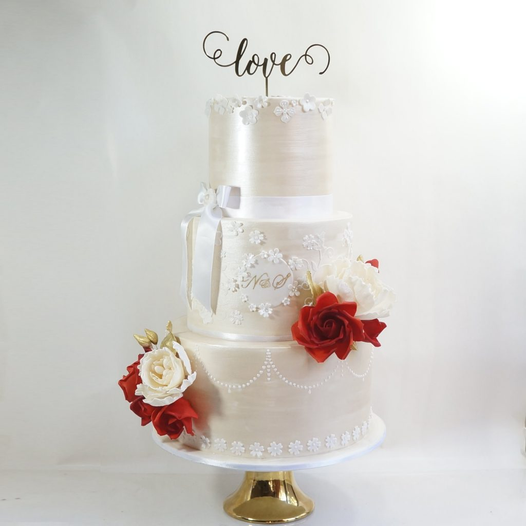 Wedding cakes Archives - The Sugar Kitchen