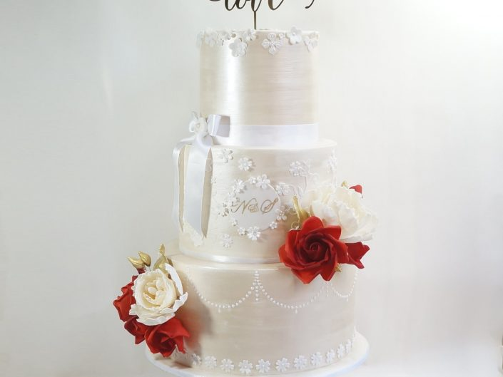 The Navi Wedding Cake