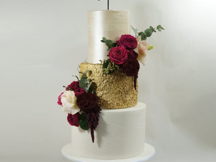 The Sue Wedding Cake