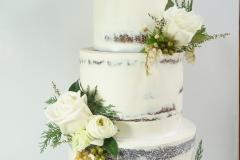The Lanika wedding cake