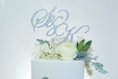 The Sara wedding cake