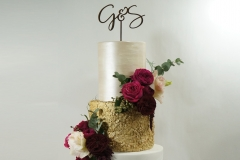 The Sue wedding cake