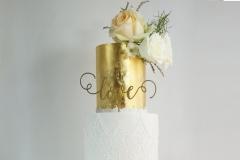 The Amrita wedding cake