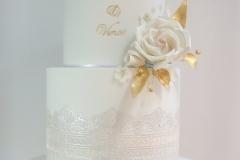 The Non wedding cake
