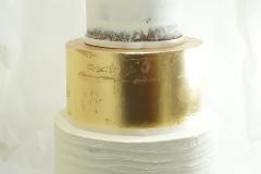 The Michaela wedding cake