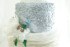 The Amy wedding cake