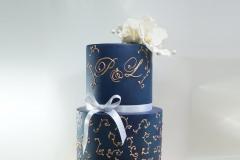 The Preety wedding cake