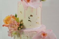 The Siobhan wedding cake